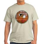 Guinea Pig #3 Light T-Shirt