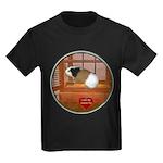 Guinea Pig #3 Kids Dark T-Shirt