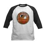 Guinea Pig #3 Kids Baseball Jersey