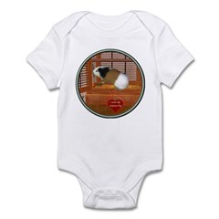 Guinea Pig #3 Infant Bodysuit