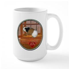 Guinea Pig #3 Large Mug