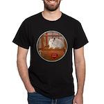 Hamster #1 Dark T-Shirt