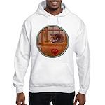 Hamster #2 Hooded Sweatshirt