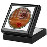 Hamster #2 Keepsake Box