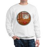 Hamster #3 Sweatshirt