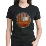 Hamster #3 Women's Dark T-Shirt