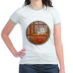 Hamster #3 Jr. Ringer T-Shirt