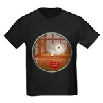 Hamster #3 Kids Dark T-Shirt