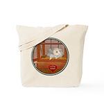 Hamster #3 Tote Bag