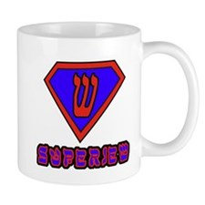 Super Jew Coffee Mug