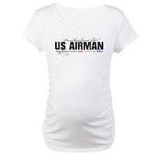 Red, white & blue AF Best Fri Shirt