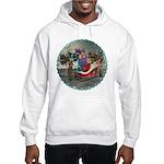 AKSC - Where's Santa? Hooded Sweatshirt