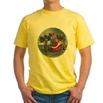 AKSC - Where's Santa? Yellow T-Shirt