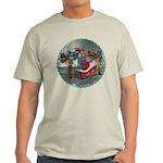 AKSC - Where's Santa? Light T-Shirt