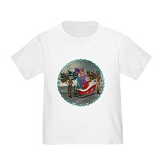 AKSC - Where's Santa? Toddler T-Shirt