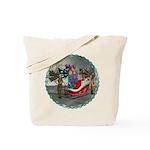 AKSC - Where's Santa? Tote Bag