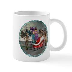 AKSC - Where's Santa? Mug