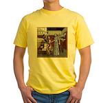 AKSC - Fairy Queen's Palace Yellow T-Shirt