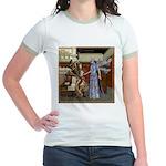 AKSC - Fairy Queen's Palace Jr. Ringer T-Shirt