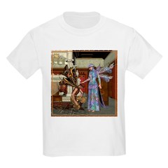 AKSC - Fairy Queen's Palace Kids Light T-Shirt