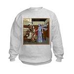 AKSC - Fairy Queen's Palace Kids Sweatshirt