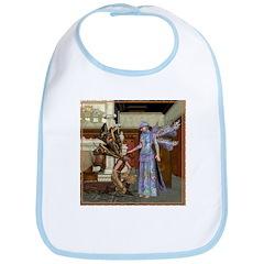 AKSC - Fairy Queen's Palace Bib