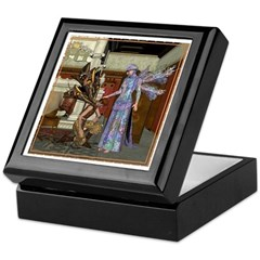 AKSC - Fairy Queen's Palace Keepsake Box