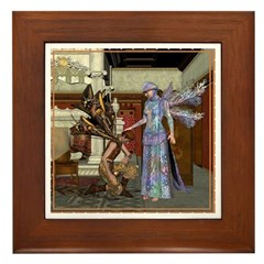 AKSC - Fairy Queen's Palace Framed Tile