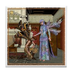 AKSC - Fairy Queen's Palace Tile Coaster