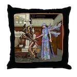 AKSC - Fairy Queen's Palace Throw Pillow