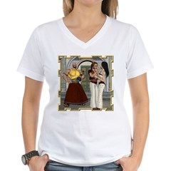 Aladdin Women's V-Neck T-Shirt