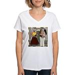 Aladdin Women's V-Neck T-Shirt
