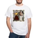 Aladdin White T-Shirt