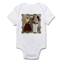 Aladdin Infant Bodysuit