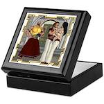 Aladdin Keepsake Box