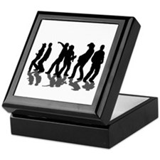 County Music Keepsake Box