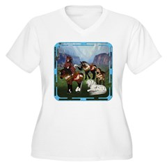 All the Pretty Little Horses T-Shirt