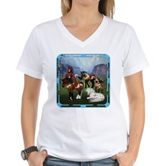 All the Pretty Little Horses Shirt