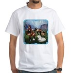 All the Pretty Little Horses White T-Shirt