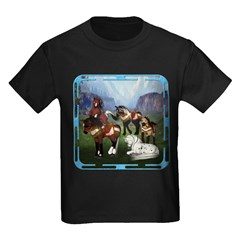 All the Pretty Little Horses T