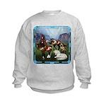 All the Pretty Little Horses Kids Sweatshirt