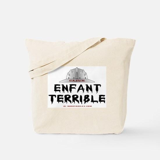 Cajun Enfant Terrible Tote Bag