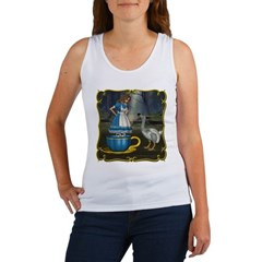 Alice in Wonderland Women's Tank Top