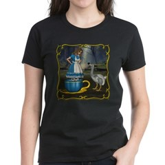 Alice in Wonderland Women's Dark T-Shirt
