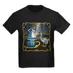 Alice in Wonderland Kids Dark T-Shirt