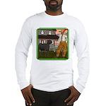 Black Sheep N Farmer Long Sleeve T-Shirt