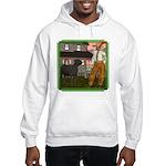 Black Sheep N Farmer Hooded Sweatshirt