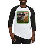 Black Sheep N Farmer Baseball Jersey