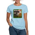 Black Sheep N Farmer Women's Light T-Shirt