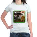 Black Sheep N Farmer Jr. Ringer T-Shirt